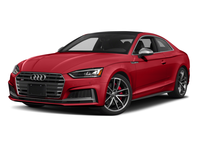 Audi S5 Coupe 2018